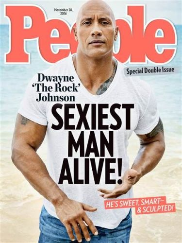 Sexiest man Alive- People Magazine