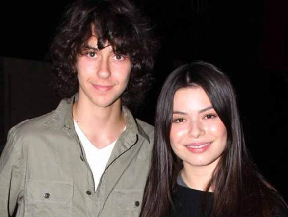 Miranda with Nat Wolff