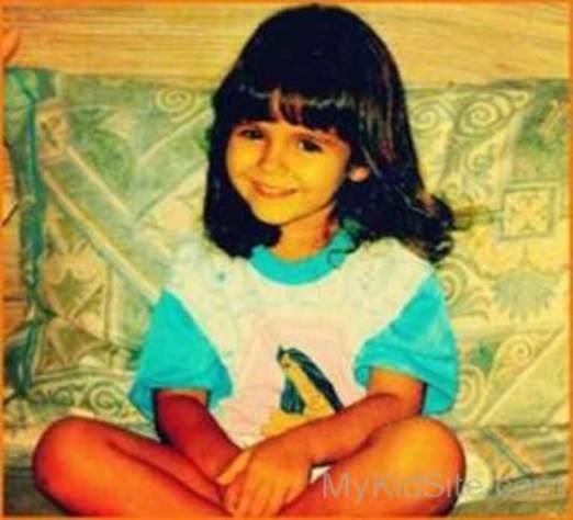 Victoria Childhood