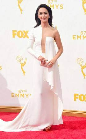 Nazanin Boniadi at Emmy Awards