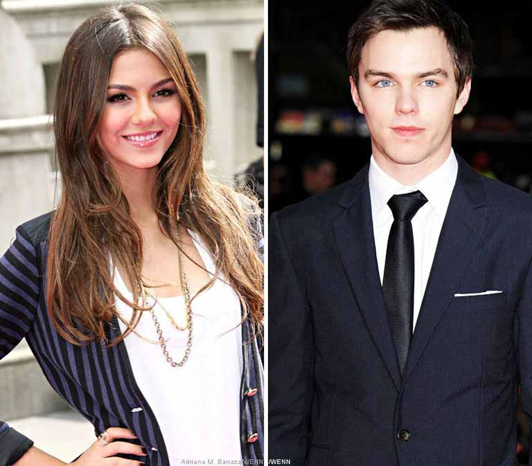 Victoria with Nicholas Hoult