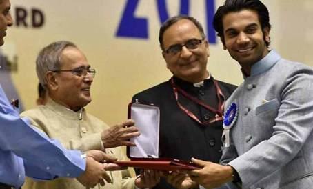 Rajkummar Rao winning National Award