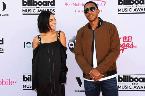Vanessa Hudgens and Ludacris hosted billboard