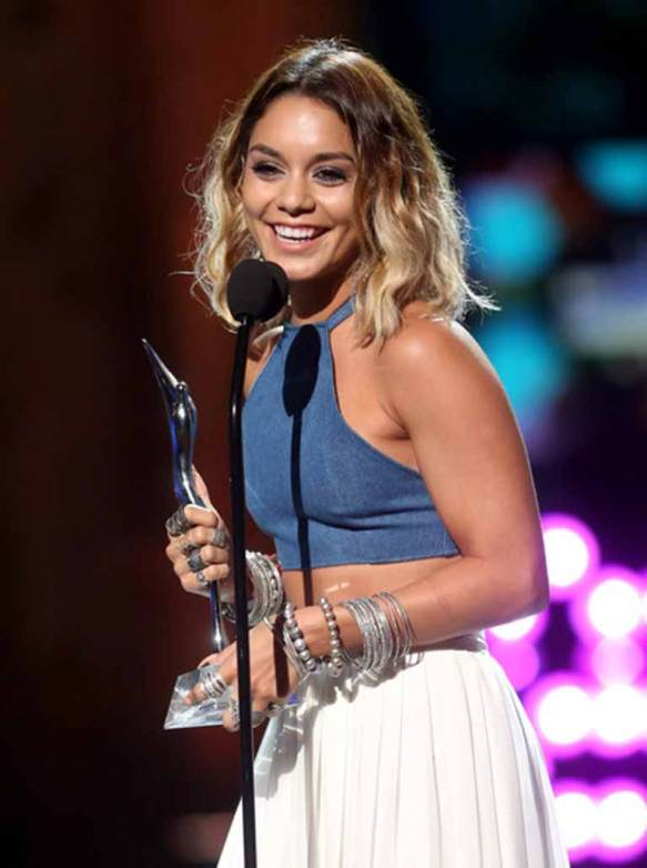 Vanessa Hudgens Young Hollywood Awards