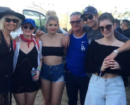 lorde whole family