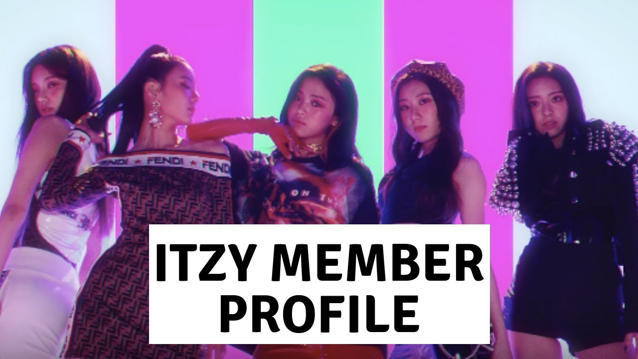 ITZY Members Profile: Complete Info
