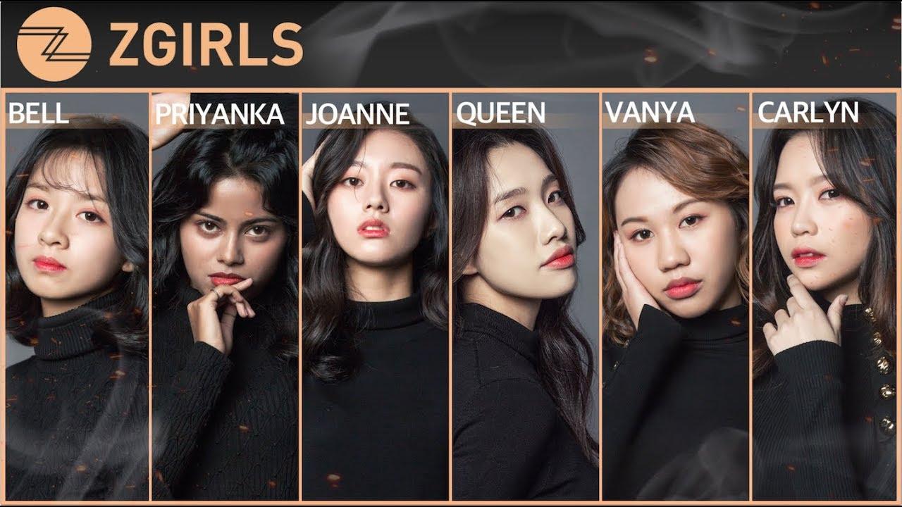 Z-Girls Members Profile: Complete Info
