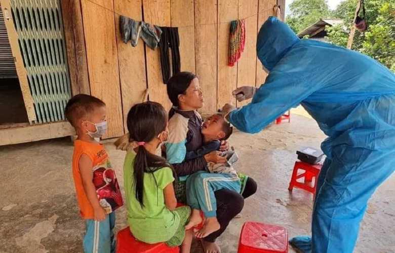 Bạch hầu ở Việt Nam