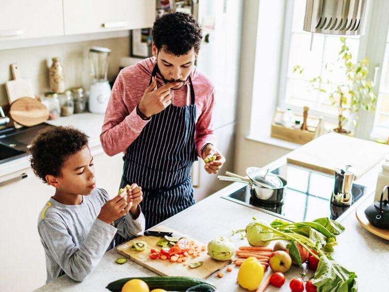 10 lý do bạn nên có một chế độ ăn uống lành mạnh hơn (8)