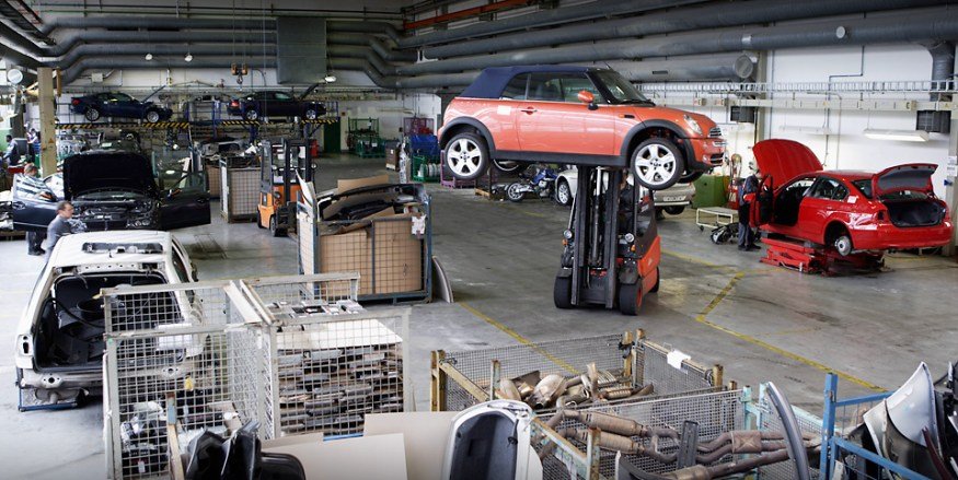 Automobile Recycling businesses