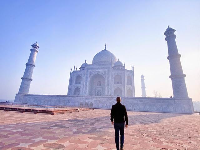 taj mahal UNESCO World Heritage Sites in India
