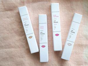 lipgloss boxes