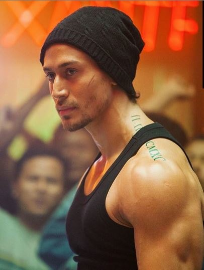 Tiger Shroff Hot