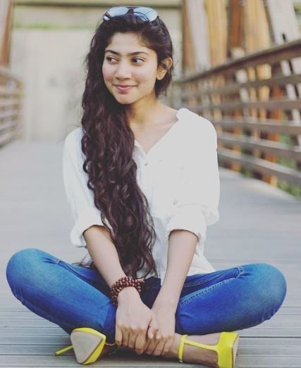 Sai Pallavi Hot Photo