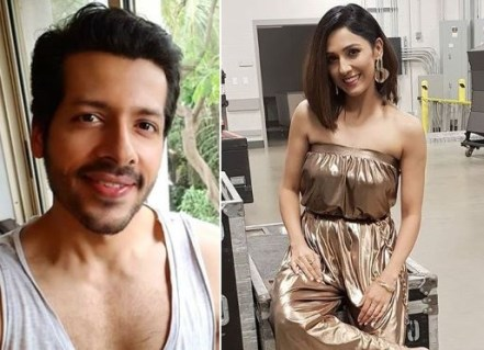 Neeti Mohan and Nihar Pandya