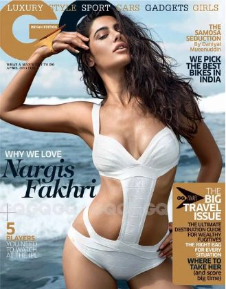 Magazine Cover appearance