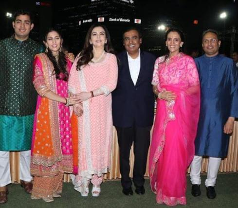 shloka mehta family