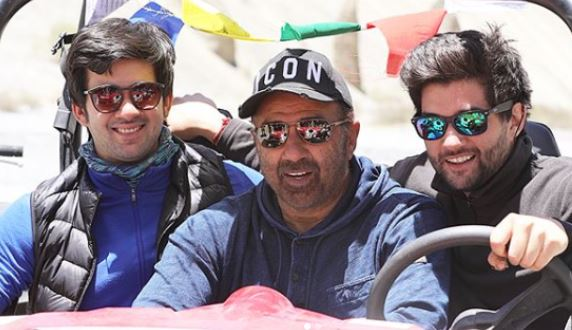 Deol sons