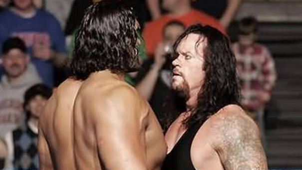 Khali Vs Under Taker