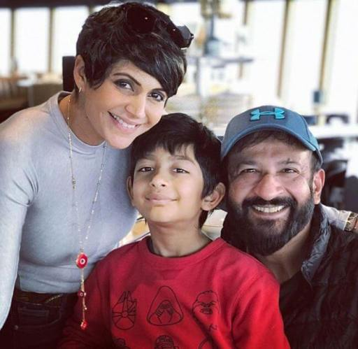 Mandira Bedi husband