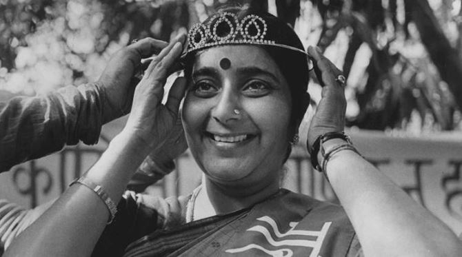 First CM Lady at the age of