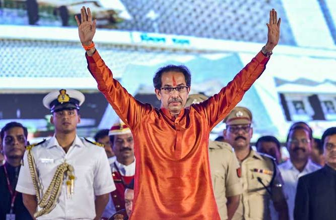 Chief Minister of Maharashtra Uddhav Thackeray