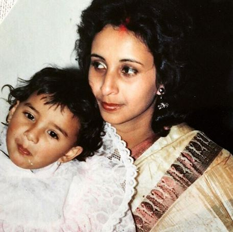Childhoos Pic of Actress