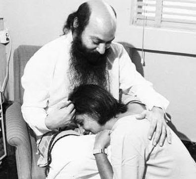 Ma Anand Sheela and Osho