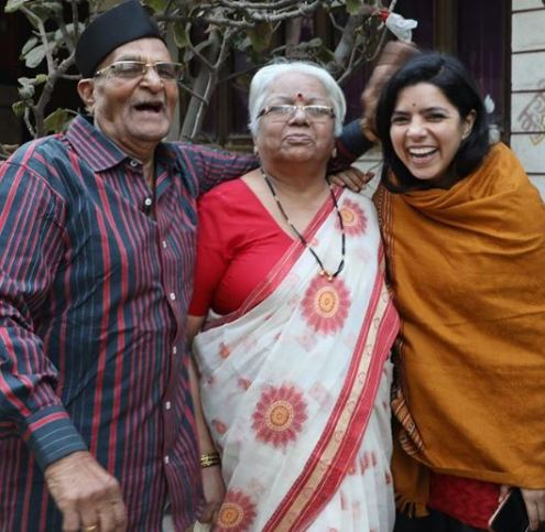 Rajshri Deshpande Parents
