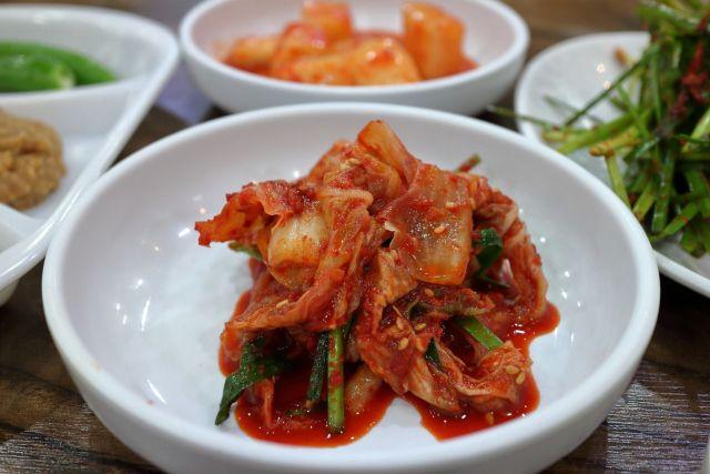 Kimchi, alimento fermentado con grandes propiedades