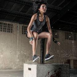 saltos al cajón como ejercicio pliométrico para mejorar la fuerza velocidad