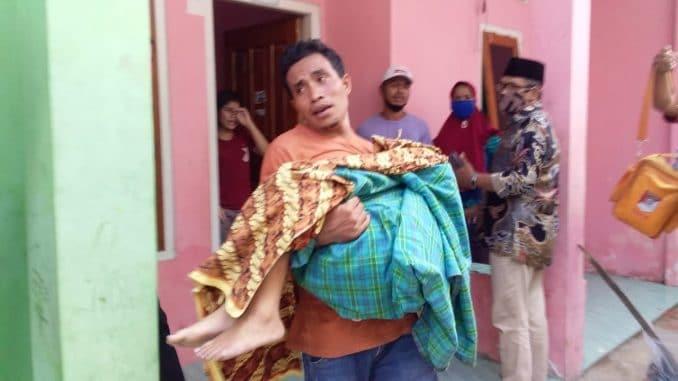 Sadis! Bocah Usia 10 Tahun diperkosa dan dibunuh kemudian digantung keTiang Jemuran