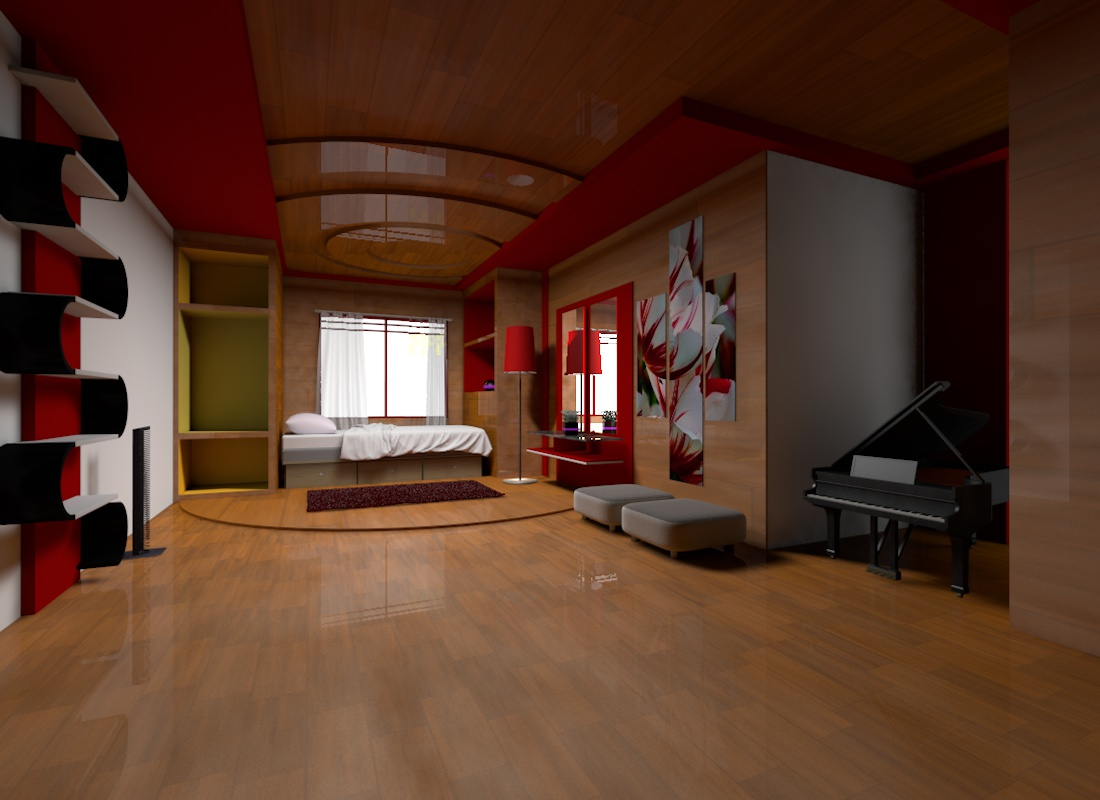 How To Decorate A Small Bedroom 11 Steps (with Pictures