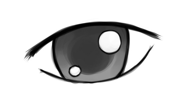Easy Drawings To Draw Anime Eyes For Beginners Imgurl