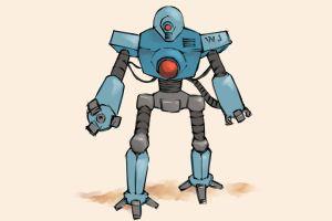 robot draw step wikihow drawing ways