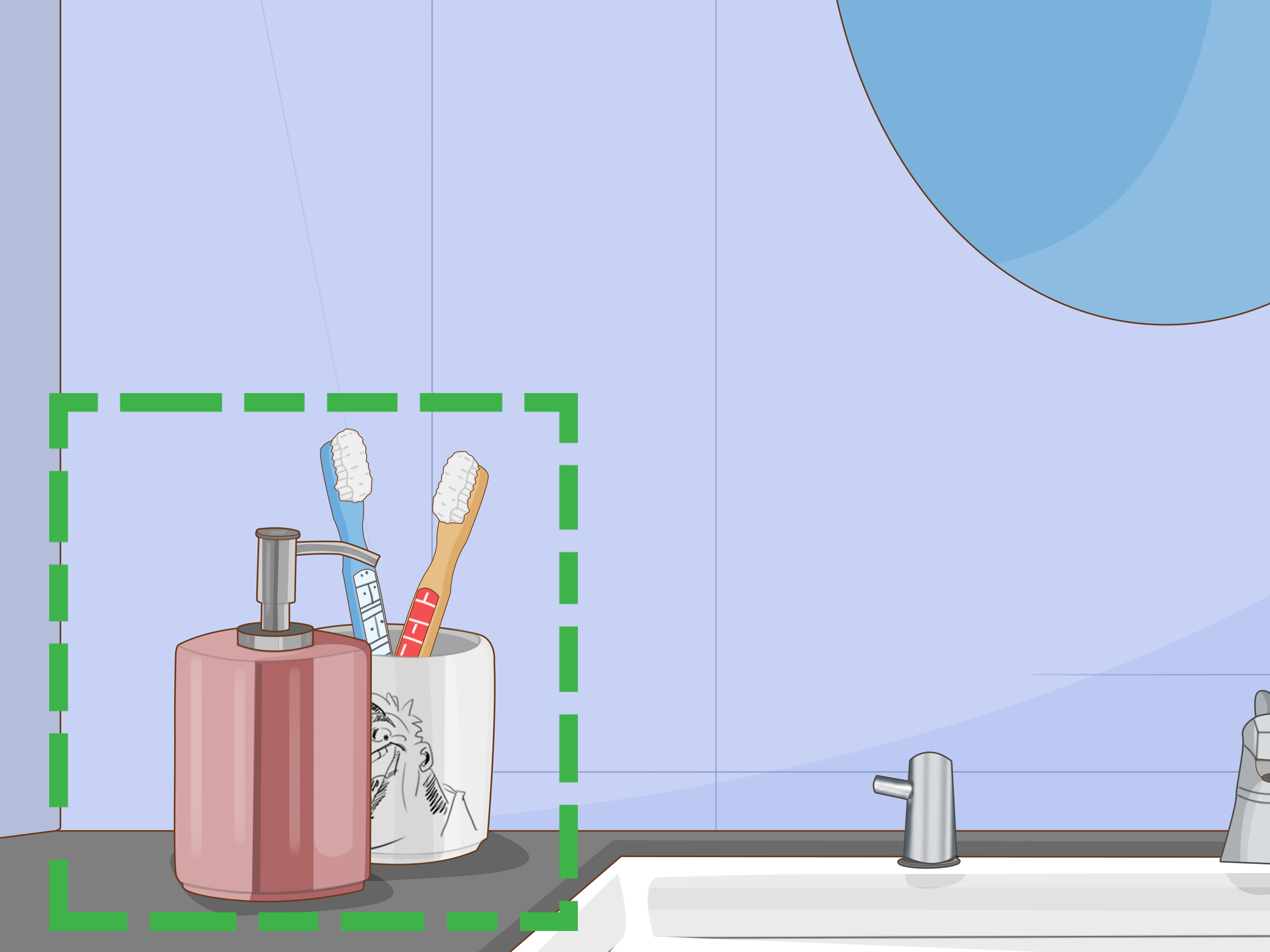 Decorate A Bathroom 4 Ways To Decorate A Bathroom Wikihow