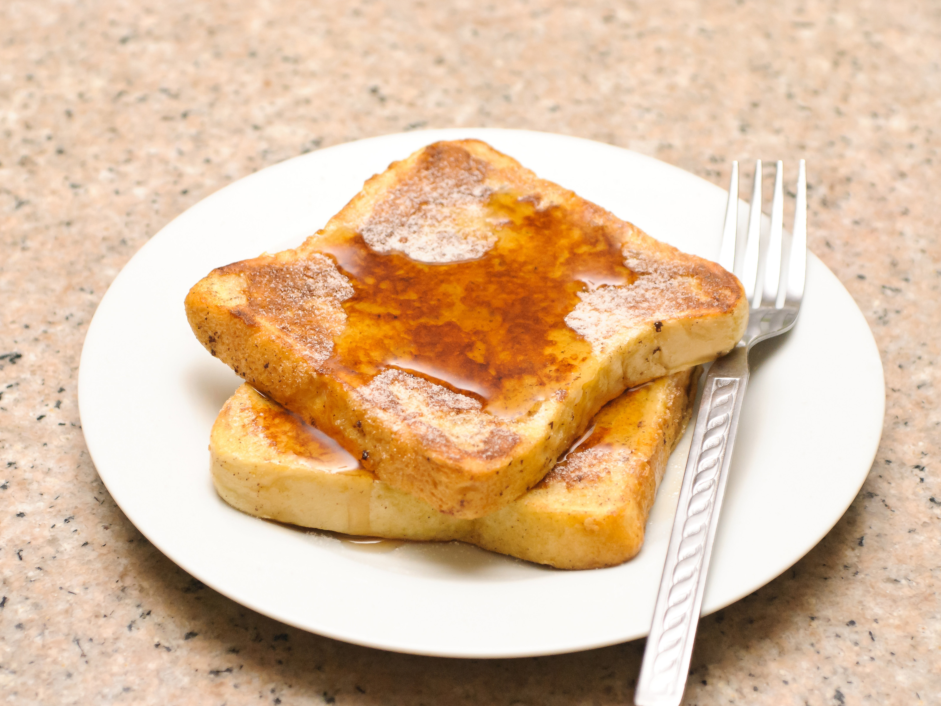 Forchetta Bread Come Preparare Un French Toast Senza Vaniglia - Wikihow