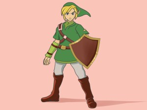 link draw wikihow step trace