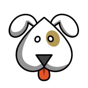 cartoon dog easy draw wikihow perritos steps