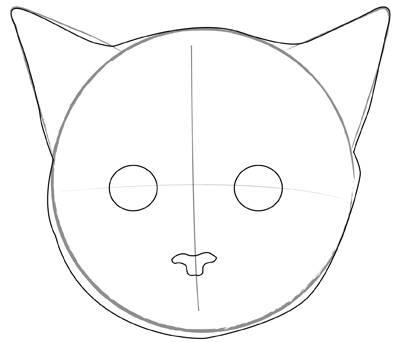 Realistic Human Face Step By Step Coloring Pages