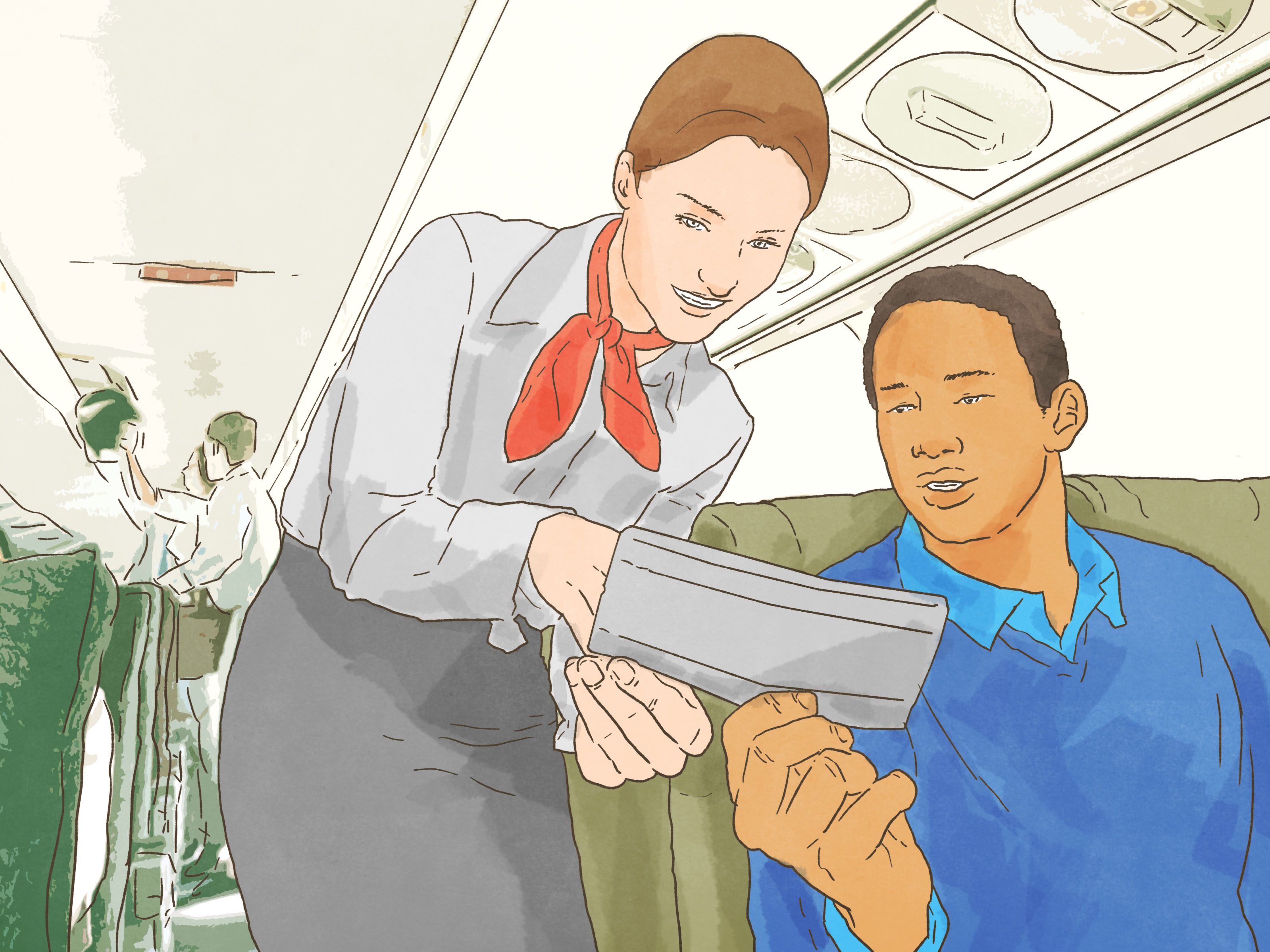 Air France Flight Attendant Cover Letter How To Become A Flight Attendant For Air Canada 11 Steps