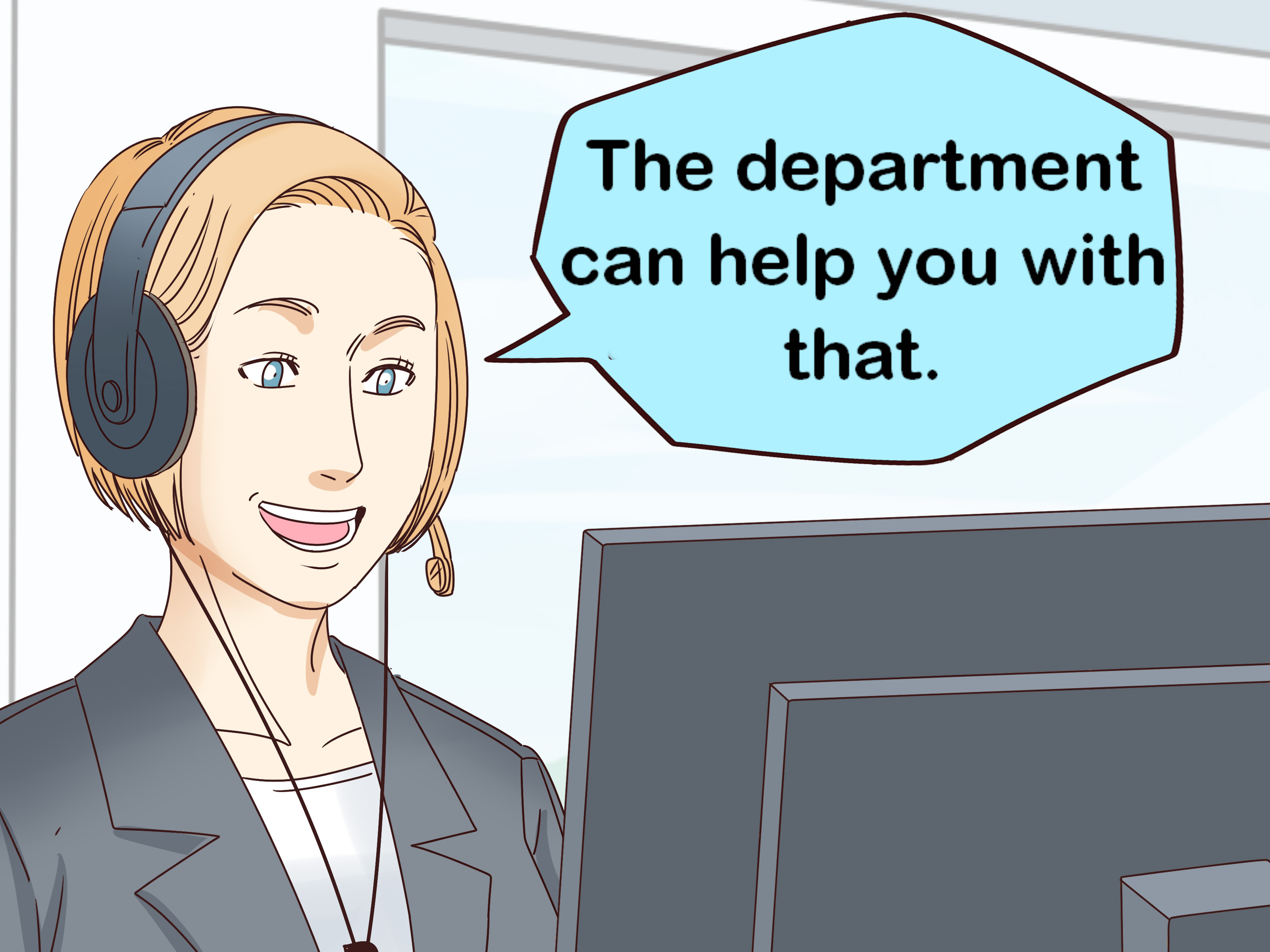 List Of Call Centers How To Be A Call Center Agent 14 Steps With Pictures Wikihow