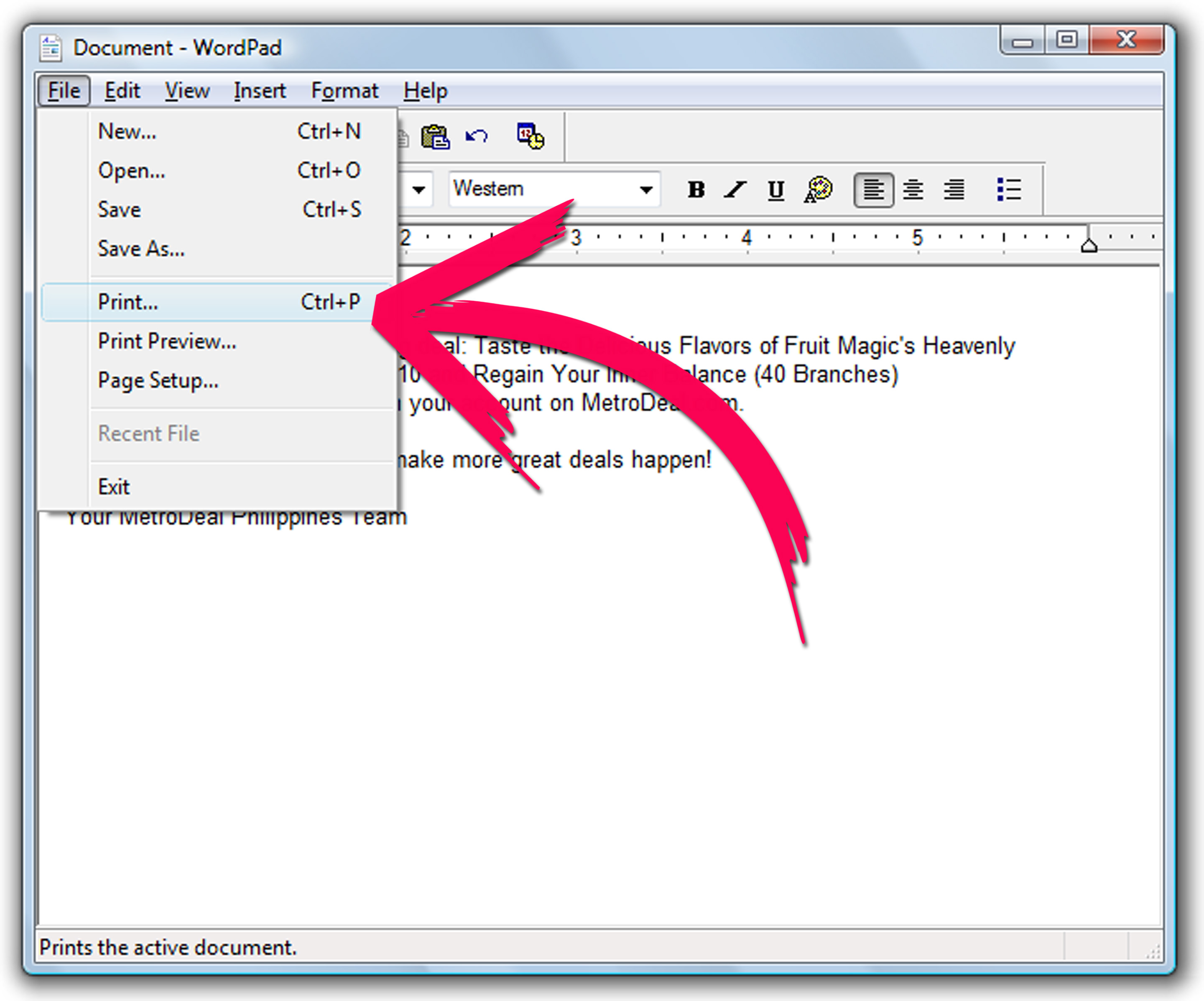 How To Print Only A Section Of A Web Page, Document Or E Mail  4 Easy Steps
