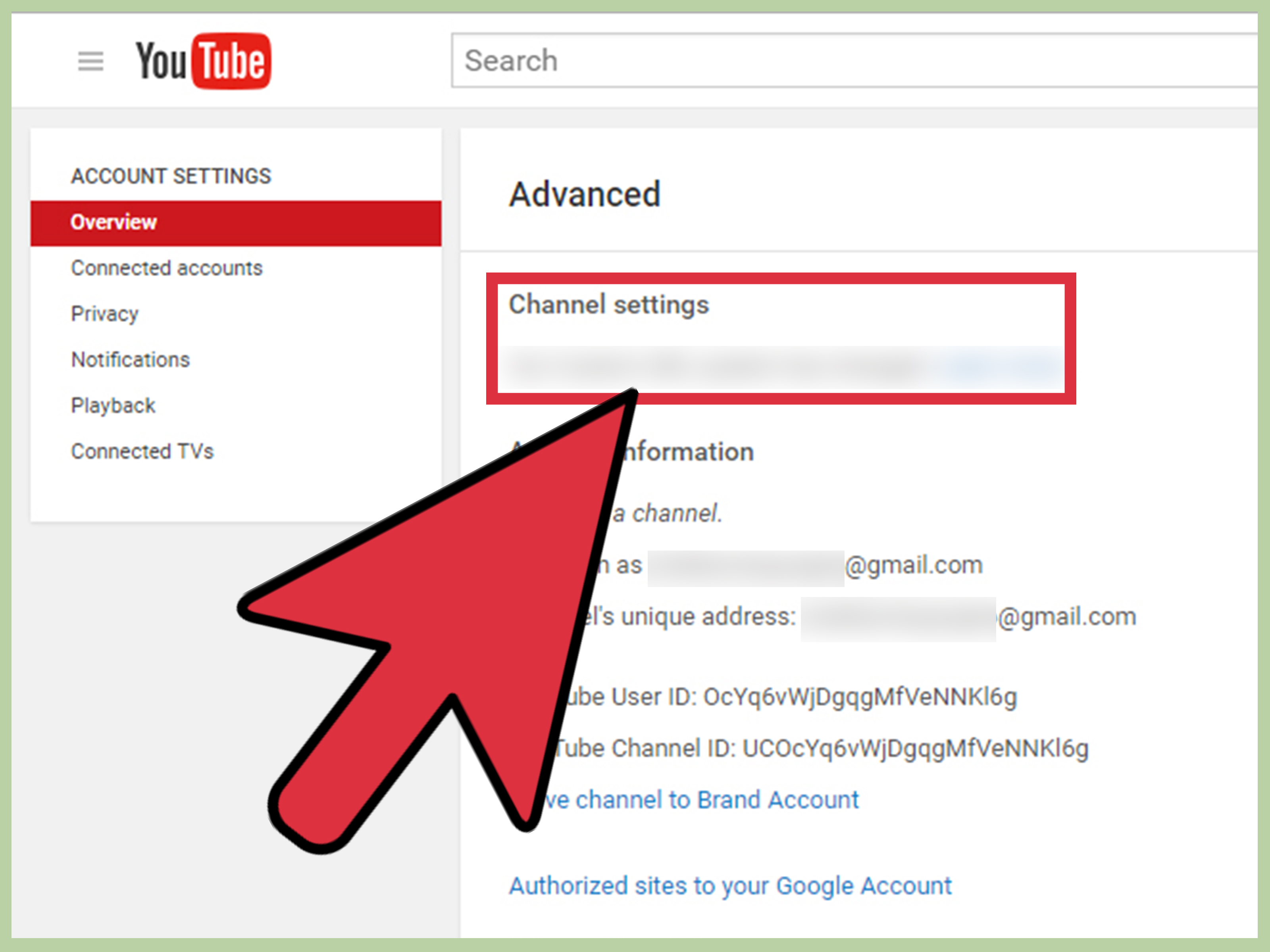 How To Find Your Youtube Url 6 Steps (with Pictures