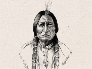 native american draw drawing face drawings indian chief step wikihow indians pencil paint steps mehr indigenas