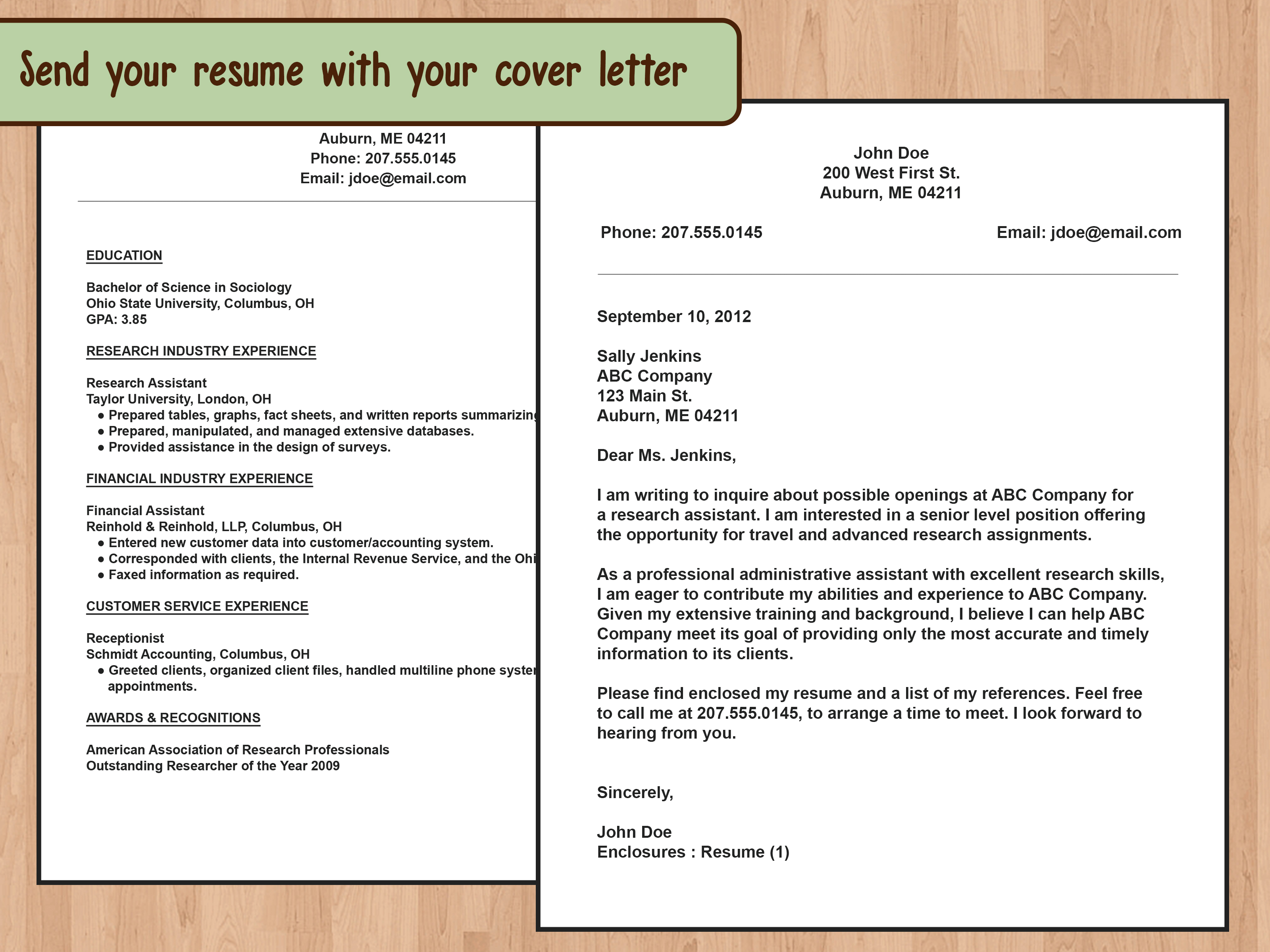 Writing Cover Letters How To Write A Cover Letter For A Recruitment Consultant With