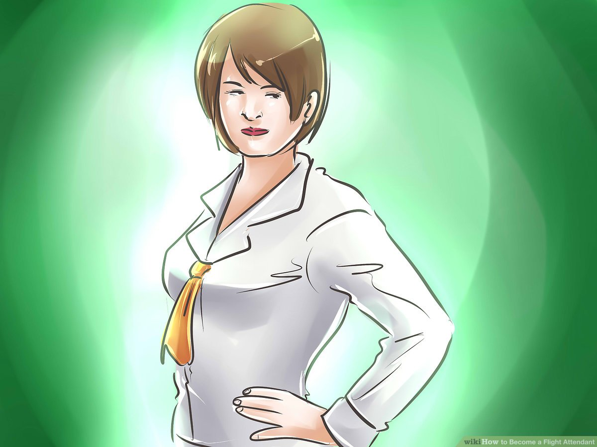 Air Jamaica Flight Attendant Cover Letter Easy Ways To Become A Flight Attendant Wikihow