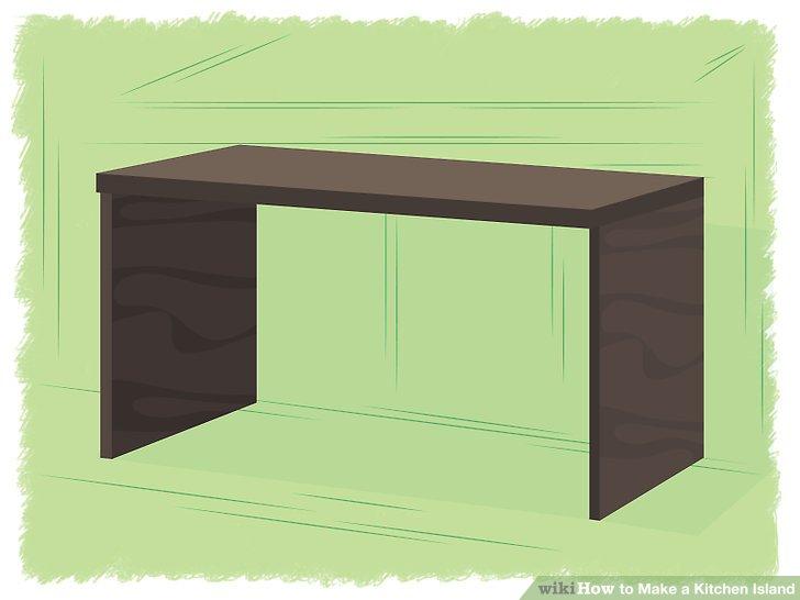 4 Ways To Make A Kitchen Island
