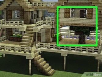 How to Build a Minecraft Village: 11 Steps with Pictures