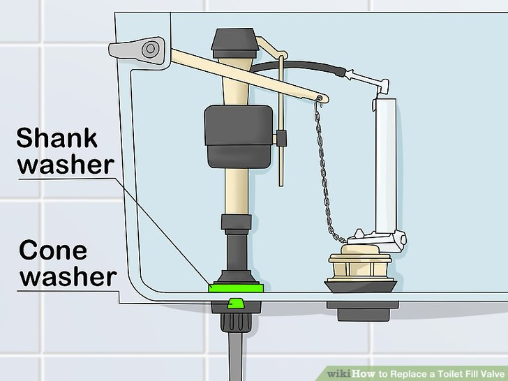 How To Replace A Toilet Fill Valve 10 Steps (with Pictures